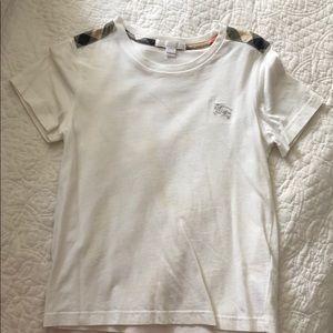 Boys Burberry shirt  8y